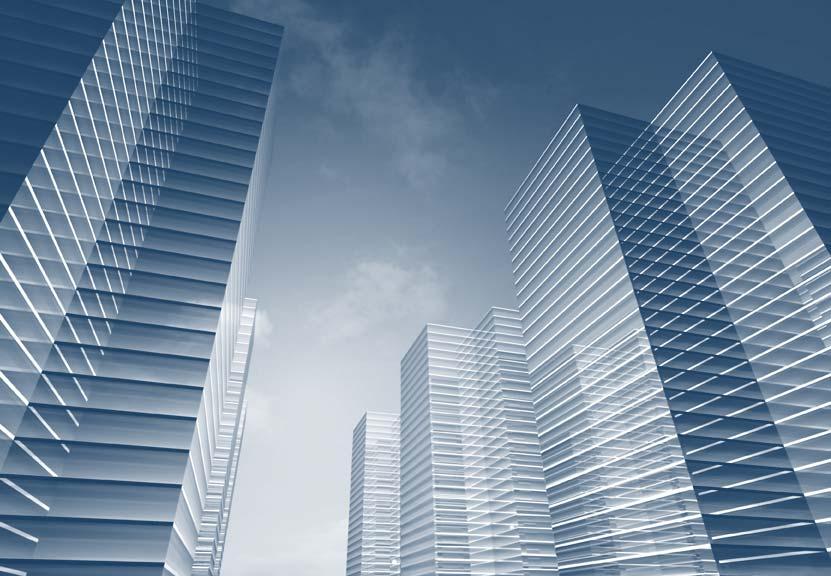skyscrapers 3d